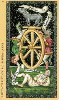 Толкование карт в раскладе «Оракул Любви» 10asf