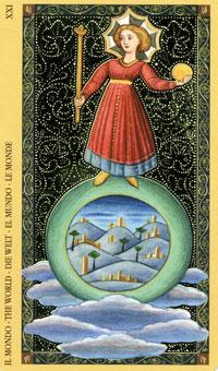 Толкование карт в раскладе «Оракул Любви» 21asf